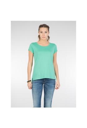 Colin's Yeşil Kadın Tshirt Kısa Kol