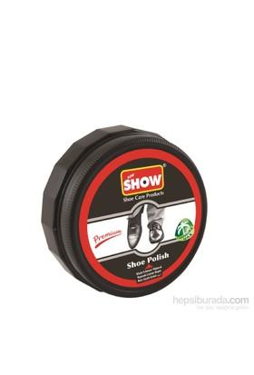Show Ayakkabı Cilası 50Ml Siyah