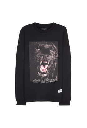 A Question Of Hunt All Night Sweatshirt