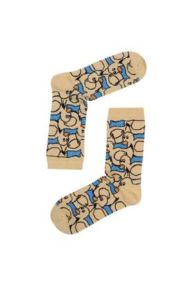The Socks Company Little Ducks Desenli Kadın Çorap 36-40 Numara