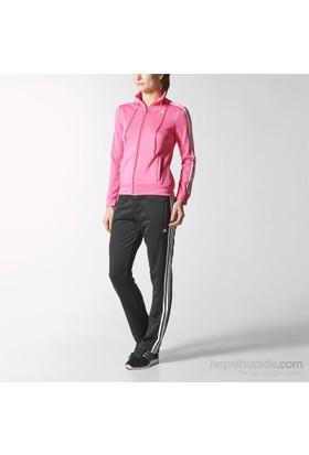Adidas S22516 Ess 3S Suıt Kadın Eşofman Pembe