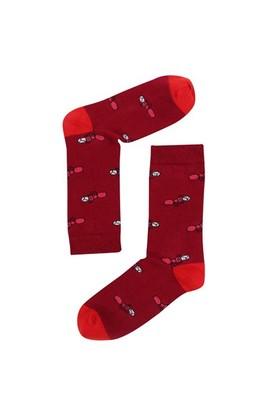 The Socks Company Hard Working Desenli Kadın Çorap 36-40 Numara
