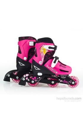 Barbie Ayarlanabilir Tekerlekli Paten EGS-67510