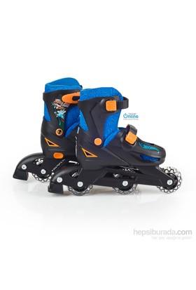 Hot Wheels Ayarlanabilir Tekerlekli Paten EGS-67516