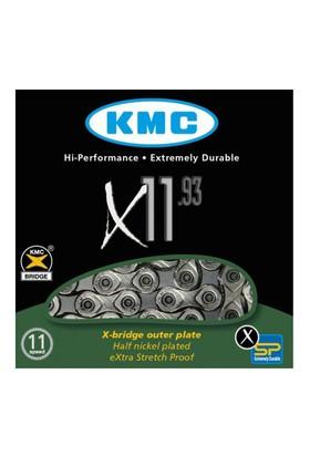 Kmc Zincir X 11.93 11 Vites Uyumlu Krom