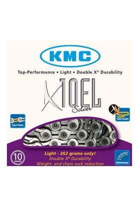 Kmc Zincir X 10 Extra Light 10 Vites Uyumlu Krom