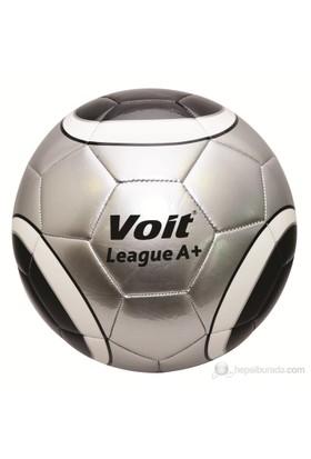 Voit League A+ Futbol Topu Gri/Siyah No: 5