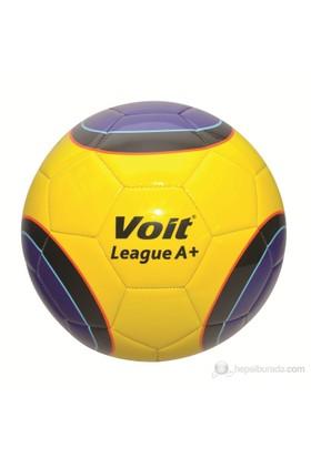 Voit League A+ Futbol Topu Sarı/Lacivert No:5
