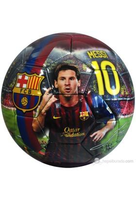 Barcelona Messı Futbol Topu No:5