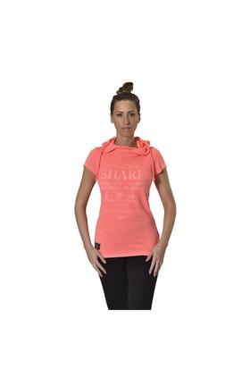 Kinetix A5132735 Turuncu Kadın T-Shirt