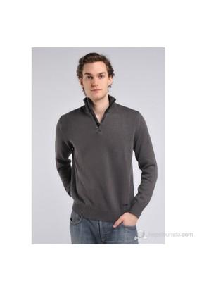 Calvin Klein Erkek Sweatshirt Füme