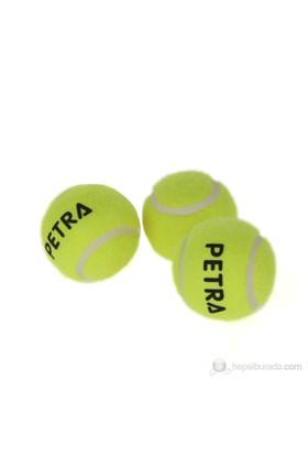 Petra Tenis Topu 3'lü