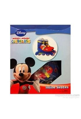 Vardem Mickey Mouse Ayarlanabilir Kaykay Paten 29 - 32 Numara