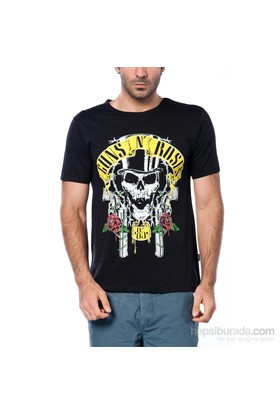 Köstebek Guns N Roses - 85 Erkek T-Shirt