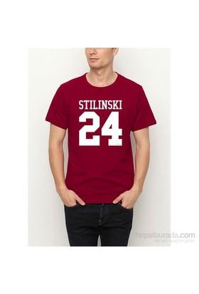 Köstebek Teen Wolf - Stilinski 24 Erkek T-Shirt