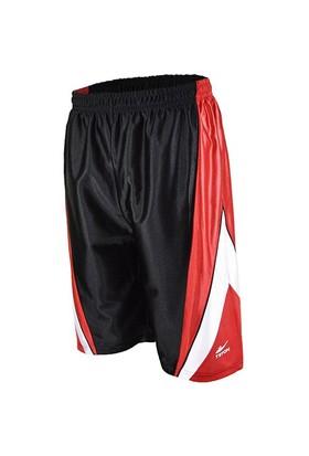 Tryon Gustav Basketbol Şortu Siyah-Kırmızı-Beyaz