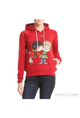 Köstebek Cedric&Chen Kadın Sweatshirt