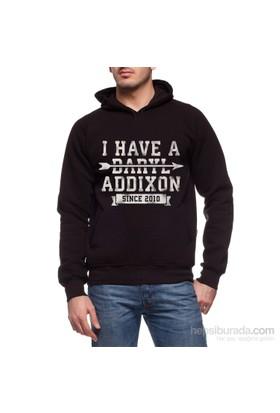 Köstebek The Walking Dead - Darly Dixon Erkek Sweatshirt
