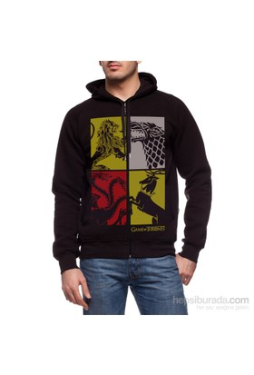 Köstebek Game Of Thrones Erkek Sweatshirt