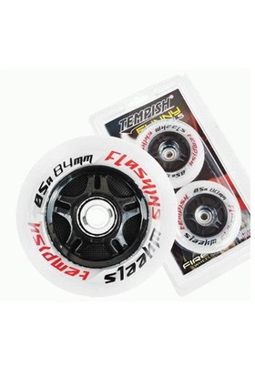 Tempish Flashing 84X24 85A Wheel Set