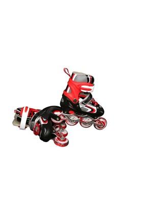 Toys Lux Ayarlı Paten Kırmızı Small 30 33