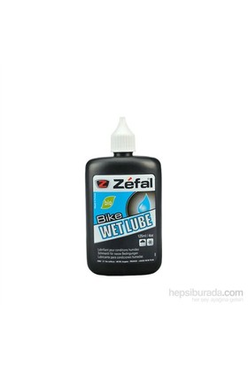 Zefal Zıncır Yağı Wet Lube 125ml