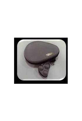 Altis 0974-976 Masa Tenisi Raket Kılıfı Set (Kılıf + 3 lü Anhatralıklı Ping Pong Topu Kutusu Gri)