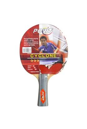 Povit Cyclone 3 Yıldız Masa Tenisi Raketi