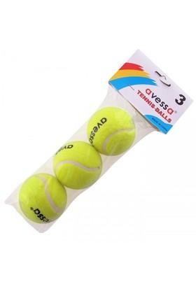 Avessa Tenis Topu 3'Lu