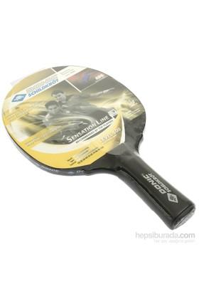 Donic Schildkröt Sensatıon Lıne Masa Tenis-Raket Siyah