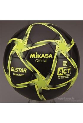 Mikasa Sentetik Deri Futbol Topu Se509-Bkyl