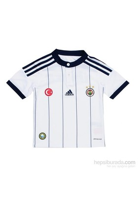 Adidas Çocuk Fb 14 Away Kids Ss Fb Forma H78986