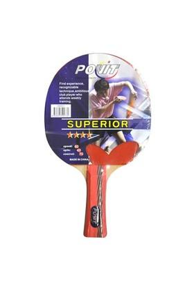 Povit Superior 4 Yıldız Masa Tenisi Raketi
