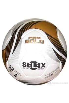 Selex Pro Gold Futbol Topu No:4