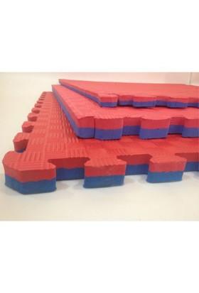 Spor Salonları İçin Yer Minderi 100X100x2.6 Cm