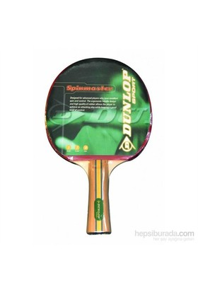 Dunlop Spinmaster Masa Tenis Raketi S301 S-070