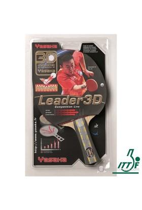 Yasaka Leader 3D Masa Tenisi Raketi