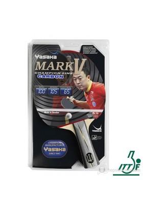 Yasaka Masa Tenisi Raketi Mark V Carbon