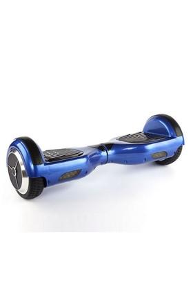 Elektrikli Kaykay Hoverboard Ginger Scooter Mavi