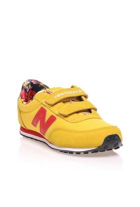 New Balance 410 Graffiti Çocuk Spor Ayakkabı Sarı Ke410toy