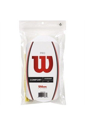 Wilson Pro Overgrip 30'lu WH ( WRZ4017WH )