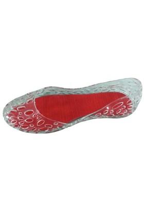 Novelido Belinda Kırmızı Deniz Ayakkabısı No:40