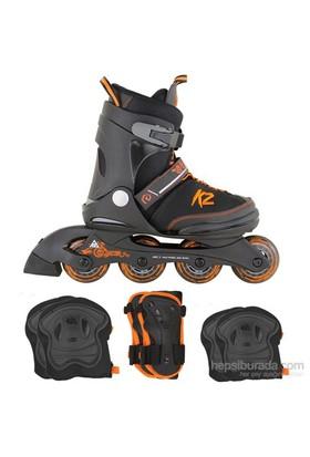 K2 Skates Raider Pro Pack Jr. Paten