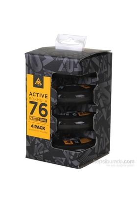 K2 Skates 76 Mm Wheel 4 Pack