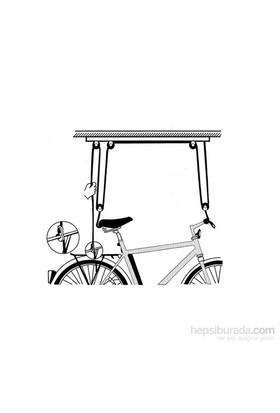 Flinger Bisiklet Tavan Askısı Makaralı