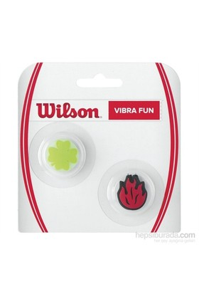 Wilson Vibra Fun Clover Flame Titreşim Önleyici Tenis Aksesuarı (WRZ537500)