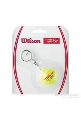 Wilson Wrz 540400 Us Open Tenis Topu Anahtarlık Paket