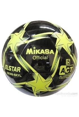 Mikasa Se509-Bkyl Dikişli 5 No Futbol Topu
