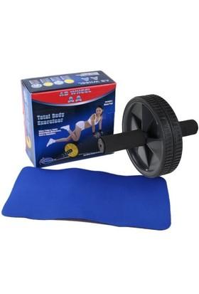 Bluezen Ab Wheel Vücut Geliştirme Ve Egzersiz Aleti