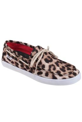 Vans Chauffette Leopar Kadın Sneaker
